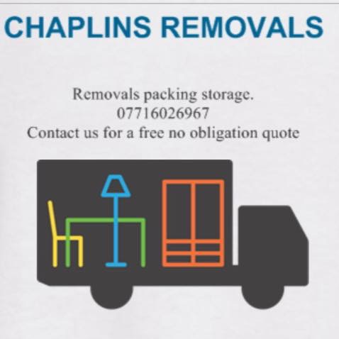 Chaplins Removals