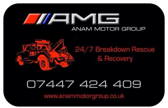 AMG 24/7 Accident, Breakdown & Recovery