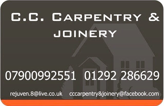 C.C. Carpentry & Joinery
