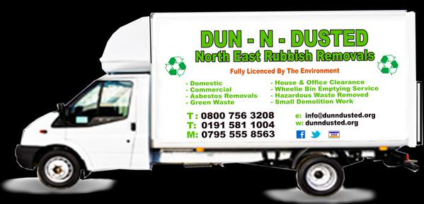 Dun N Dusted Rubbish Removals N/E