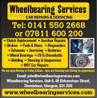 Wheelbearing Services