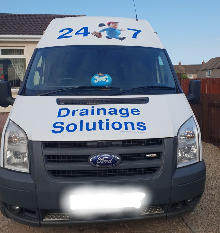 Drainage Solutions Glasgow