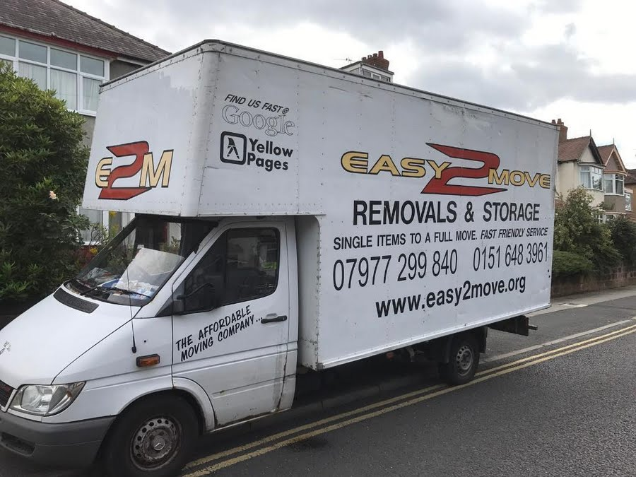 Easy2Move Removals Wirral & Liverpool