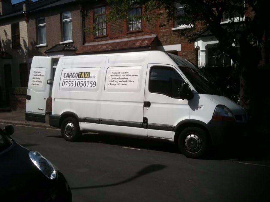 Cargotaxi Man and Van Hire - Removals London