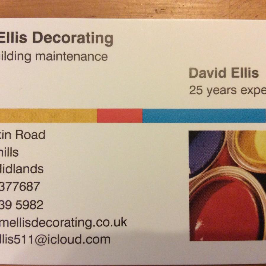 D M Ellis Decorating