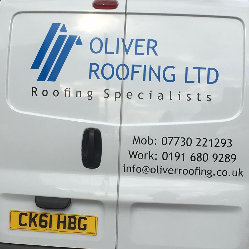 Oliver Roofing Ltd