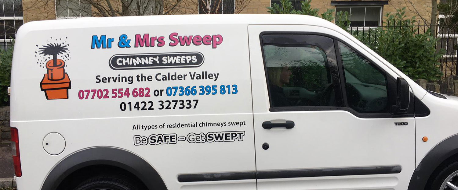 Mr & Mrs Sweep & Son