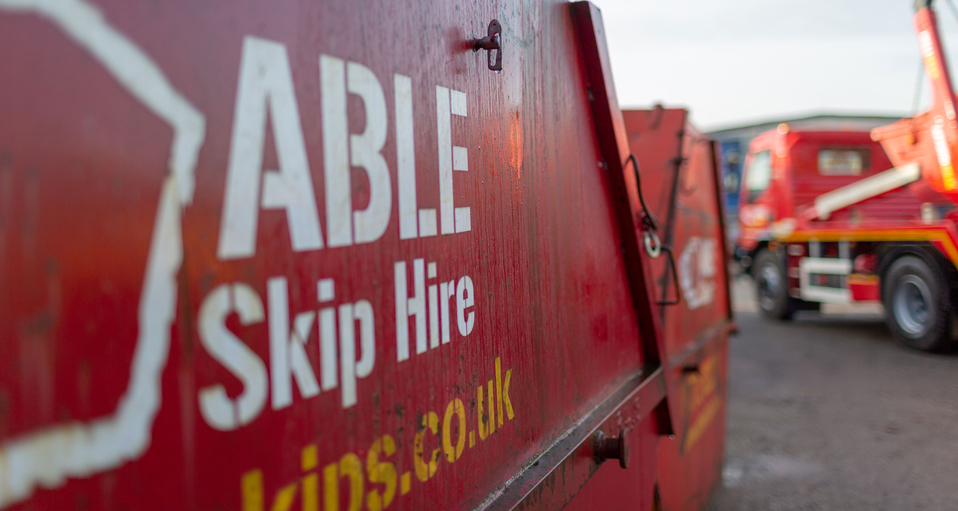 Able Skip Hire Ltd