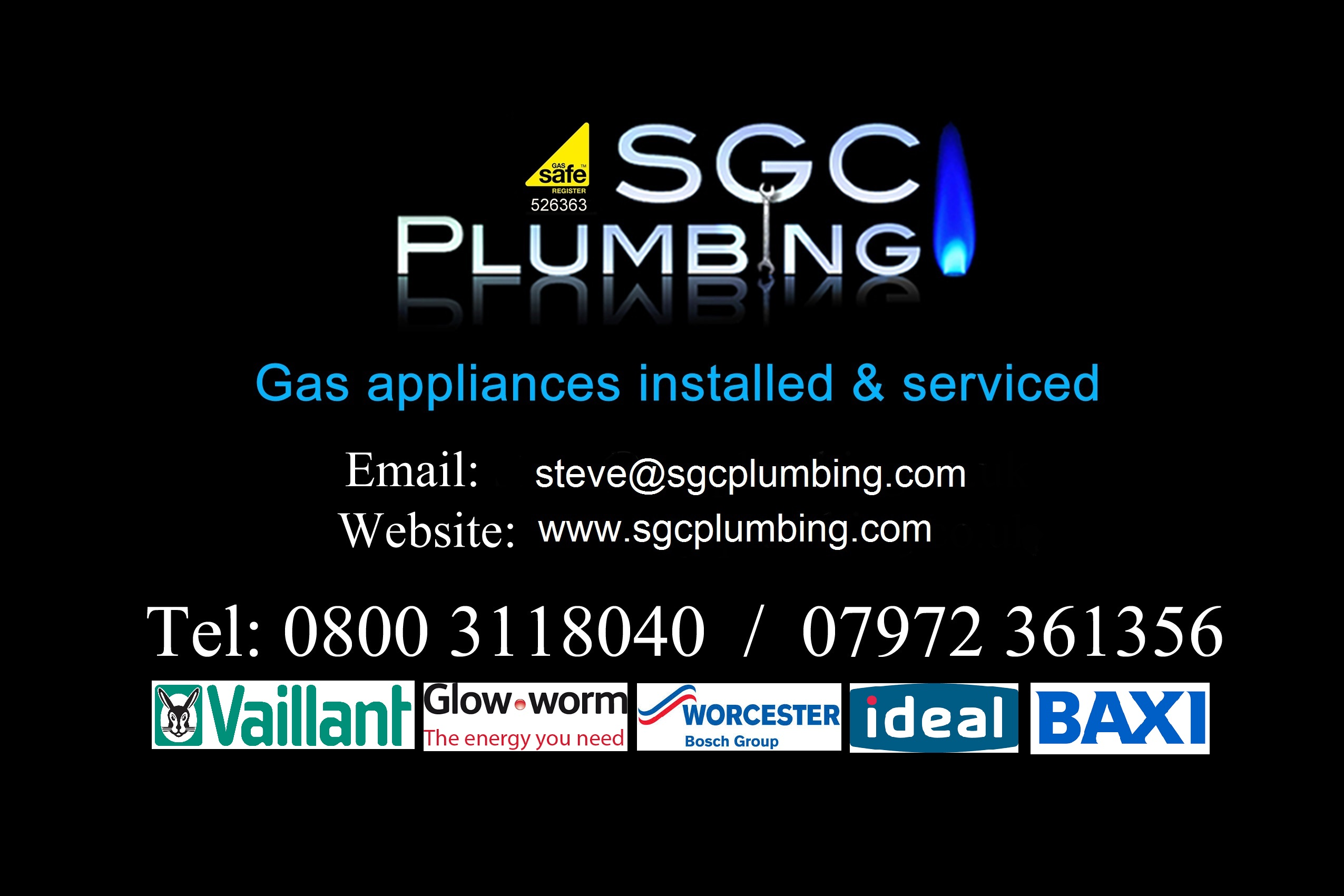 SGC Plumbing Ltd