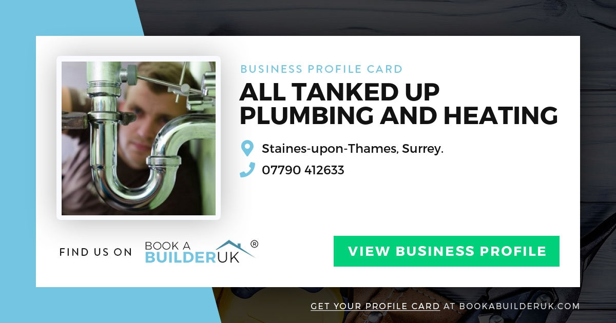 All Tanked Up Plumbing & Heating