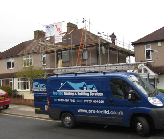 Pro-tec Roofing & Building Services